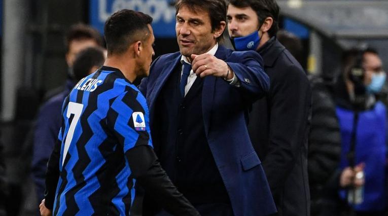 Inter de Milán, Antonio Conte