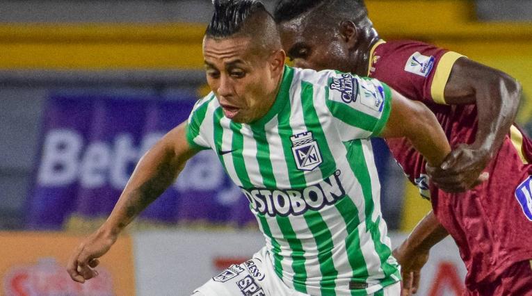 Vladimir Hernández, Atlético Nacional 2021