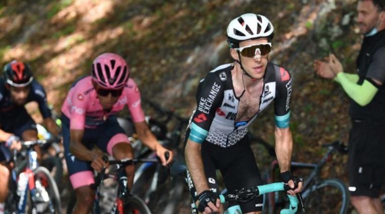 Simon Yates, Giro de Italia