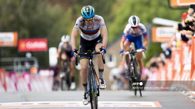 Ciclistas femeninas