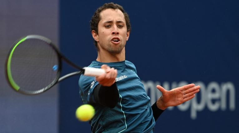 Daniel Galán, Wimbledon 2021