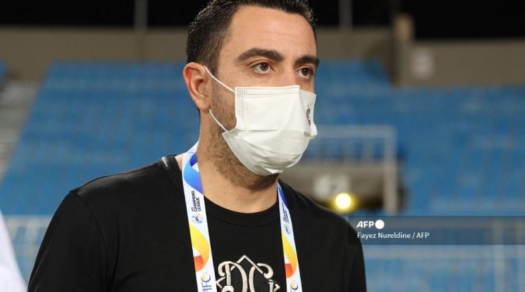 Xavi Hernández, DT español