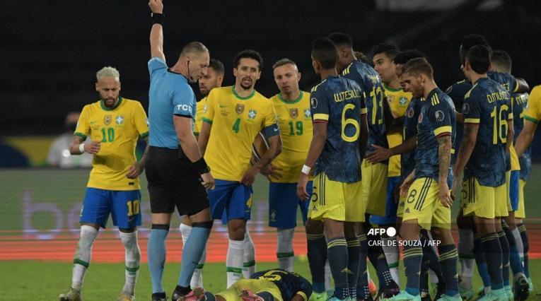 Colombia vs Brasil - Copa América 2021