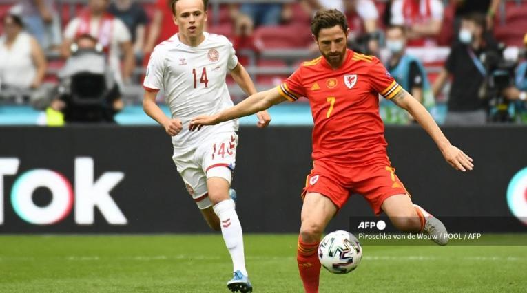 Gales vs Dinamarca, Eurocopa 2021