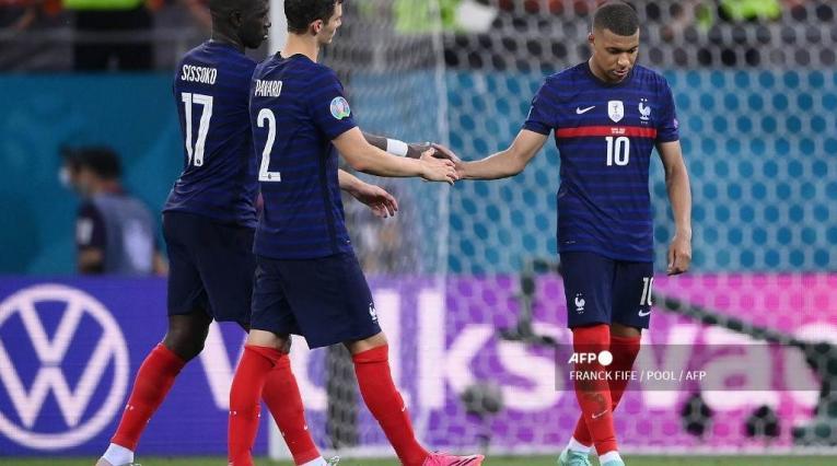Mbappe - Francia Eurocopa