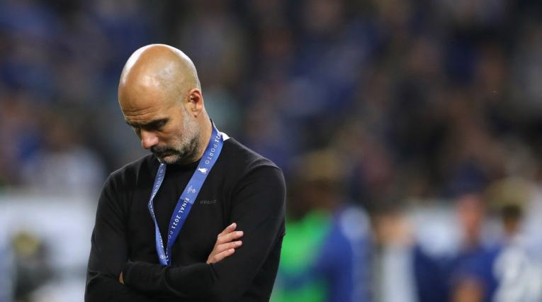 Pep Guardiola 2021 - Champions League
