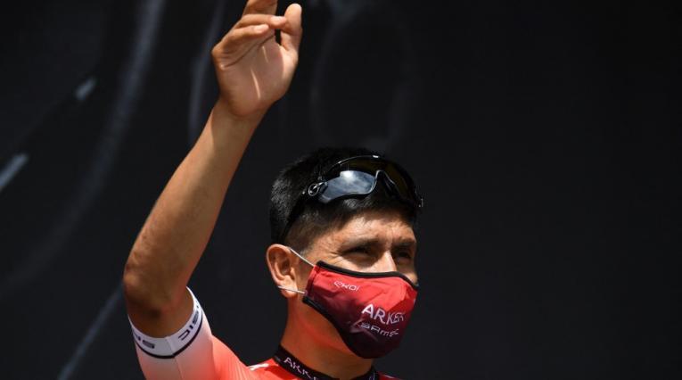 Nairo Quintana, Critérium Dauphiné 2021