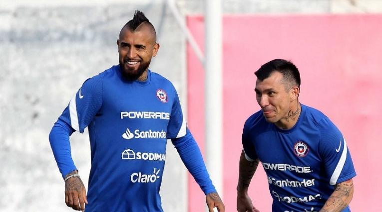 Arturo Vidal - Chile 2021