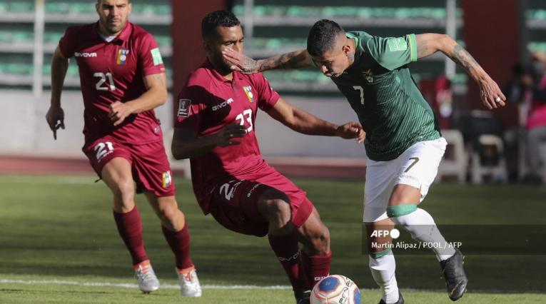 Bolivia vs Venezuela, Eliminatorias Sudamericanas 2022