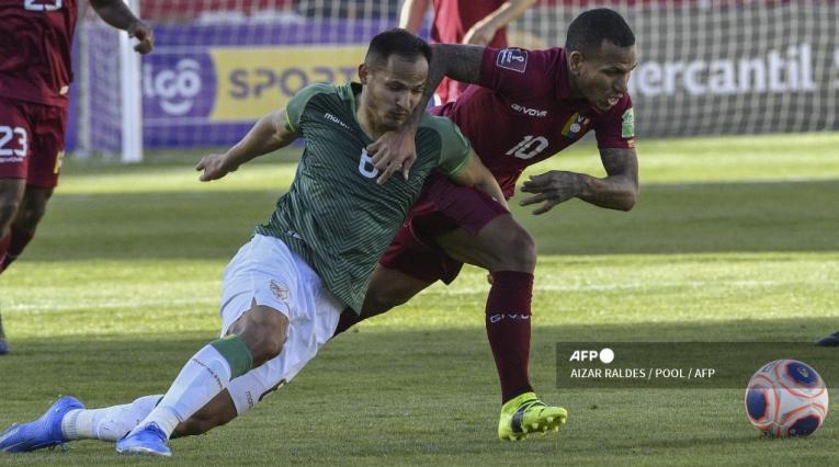 Bolivia vs Venezuela, Eliminatorias Qatar 2022