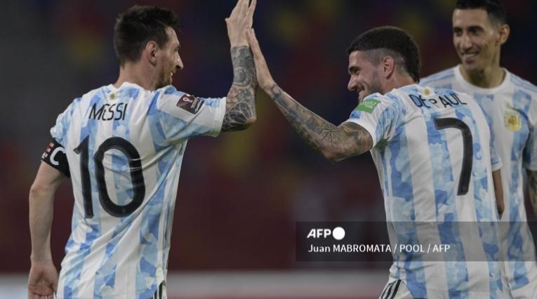 Selección de Argentina 2021