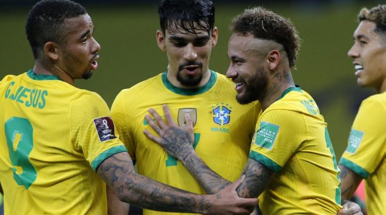Brasil vs Venezuela, Copa América 2021