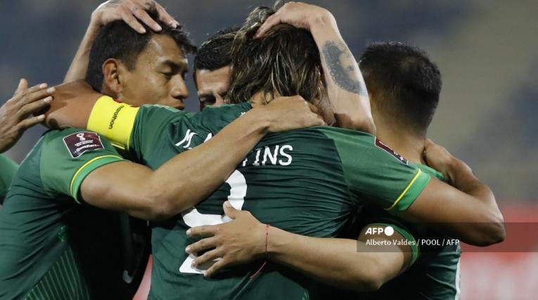 Selección Bolivia 2021