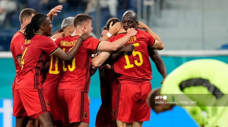 Selección Bélgica 2021