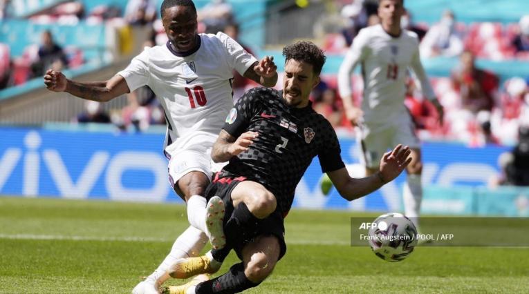 Inglaterra vs Croacia, Eurocopa 2021