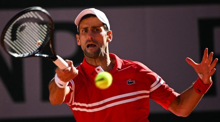 Novak Djokovik, Roland Garros 2021