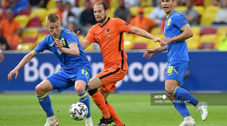 Daley Blind, jugador holandés
