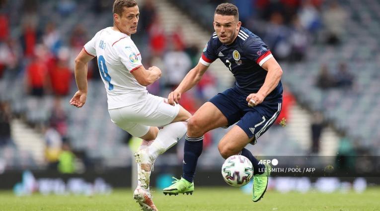 Escocia vs República Checa, Eurocopa 2021
