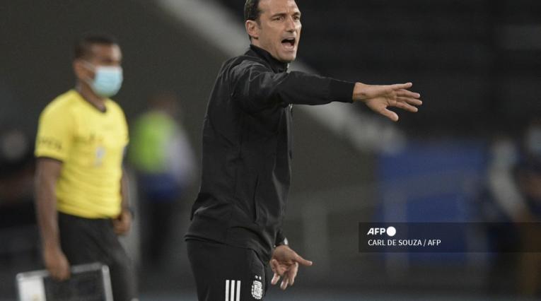 Lionel Scaloni, DT Argentina