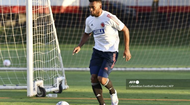 Miguel Ángel Borja - Selección Colombia