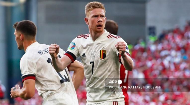 Bélgica vs Dinamarca
