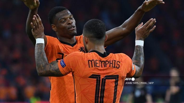 Holanda - Eurocopa 2021