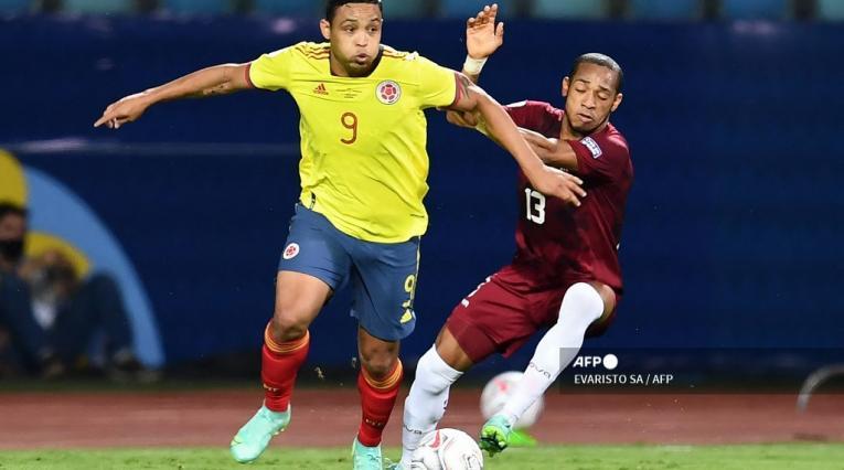 Luis Fernando Muriel - Colombia vs Venezuela
