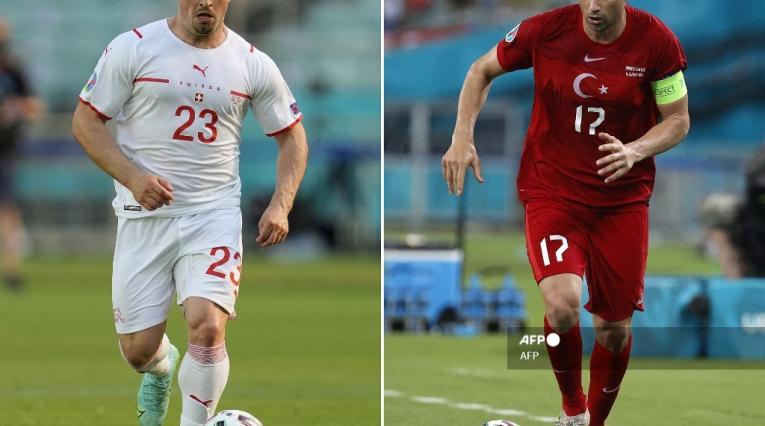 Suiza vs Turquía 2021