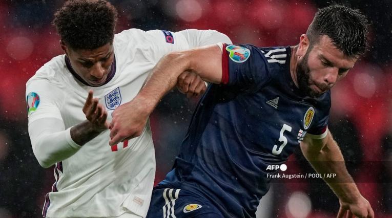 Inglaterra vs Escocia - Eurocopa