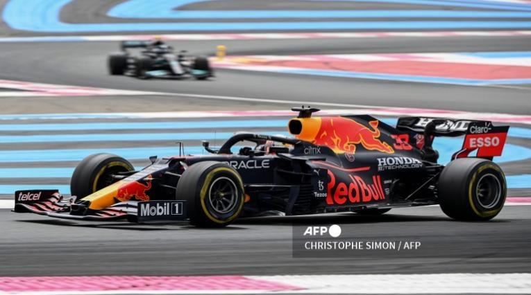 Verstappen, F1 2021