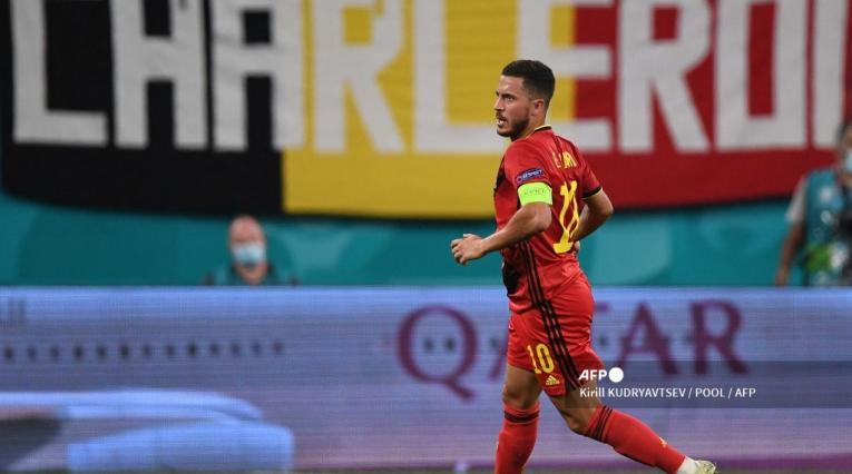 Eden Hazard - Bélgica