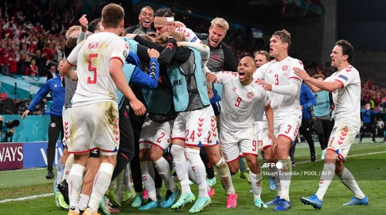 Dinamarca - Eurocopa 2021