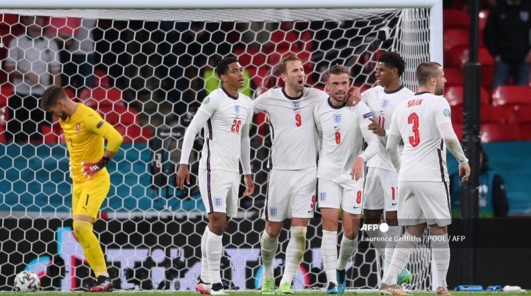Inglaterra - Eurocopa