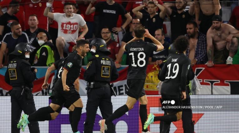 Alemania 2021 - Eurocopa