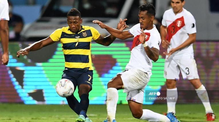 Ecuador vs Perú - Copa América 2021