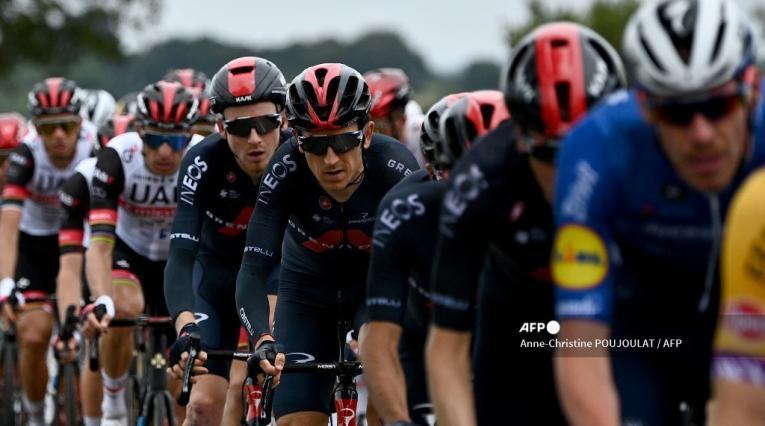 Team Ineos - Tour de Francia 2021