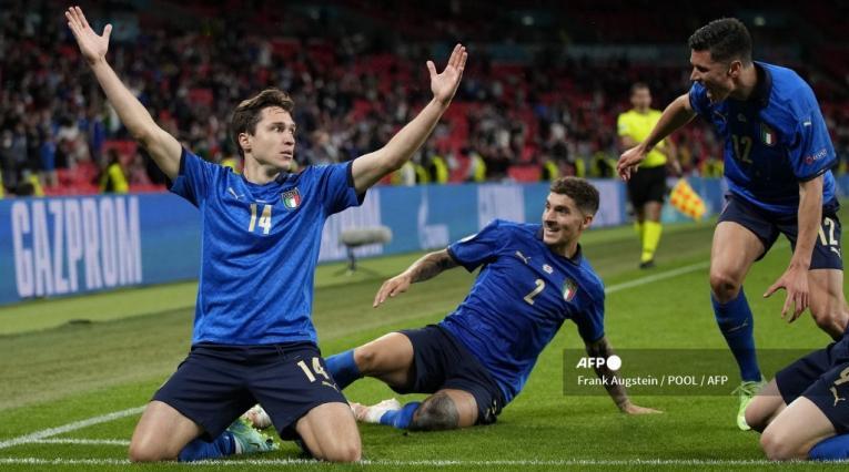 Selección Italia 2021 - Eurocopa