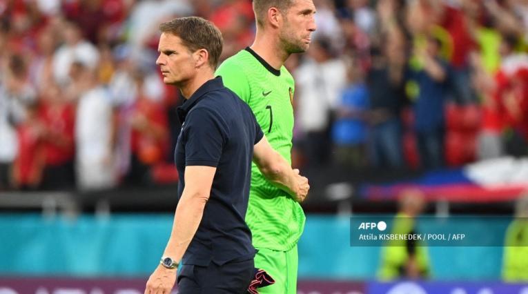 Frank de Boer - Holanda 2021
