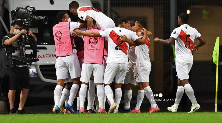 Selección Perú - Copa América 2021