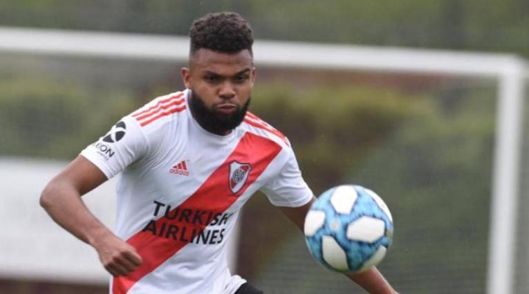Thomas Gutiérrez - River Plate