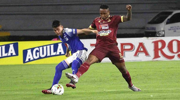 Tolima vs Millonarios, final Liga Betplay