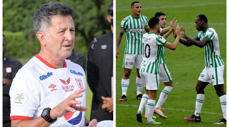 Juan Carlos Osorio y Atlético Nacional 2021