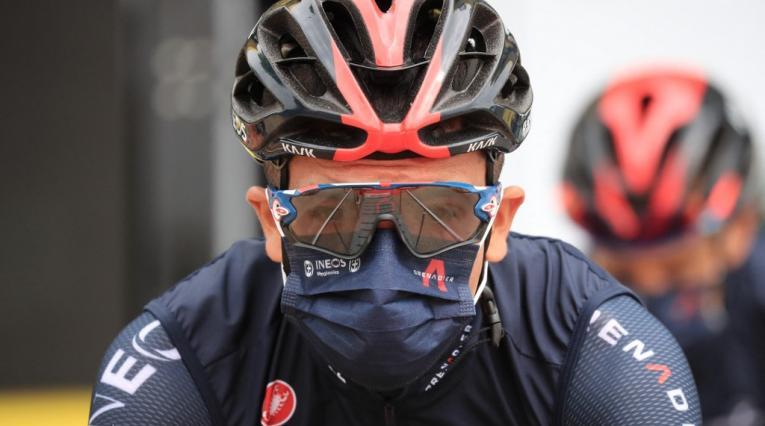 Cómo quedó Richard Carapaz luego de la etapa 3 del Tour de Francia 2021