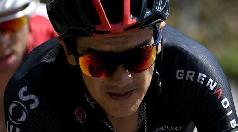 Richard Carapaz, Ineos, Vuelta a Suiza
