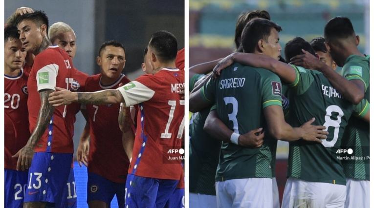 Chile vs Bolivia 2021