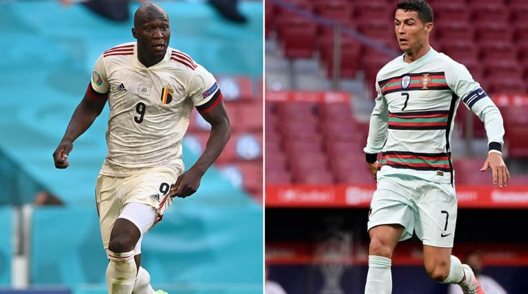 Bélgica vs Portugal, canal de Tv Eurocopa 2021
