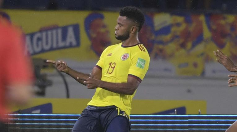 Miguel Ángel Borja, Selección Colombia