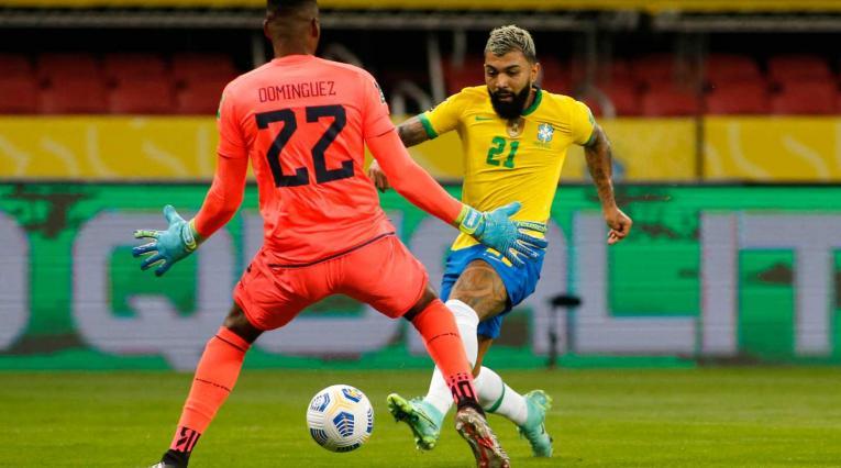 Brasil Vs. Ecuador