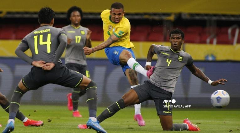 Brasil vs Ecuador EN VIVO COPA AMÉRICA 2021