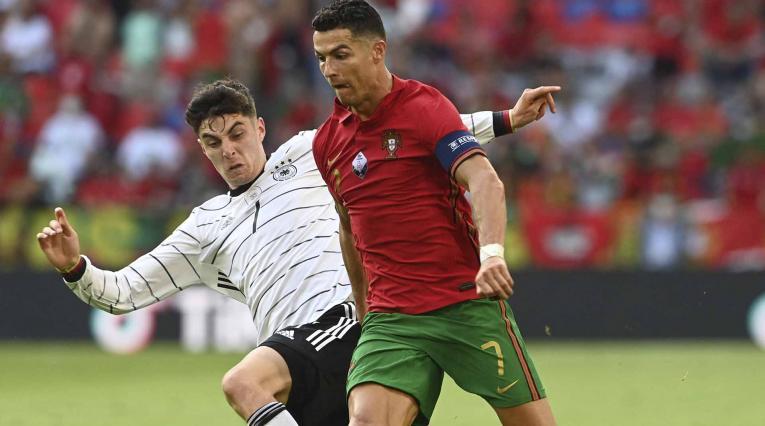 Cristiano Ronaldo, Eurocopa